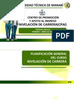 Planificación de NC 2020-S2