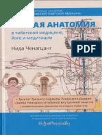 Ченагцанг. Тонкая анатомия в тибетской медицине, йоге и медитации. Ключ к энергетической структуре человека2020