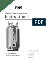 Trafos distribucion Siemens