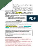 CICLO DE KREBS, FOSFORILAÇÃO OXID. E B-OXIDAÇÃO