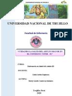 Responsabilidad Social Covid-19  Merly Contreras