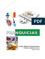 Miguel R. Guanilo Gómez - FRANQUICIAS