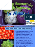 Vegetable Gardening, HBR