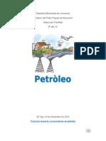 petroleo- premilitar