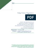 2008_jun - Fadiga Crônica Diagnóstico e Tratamento