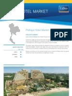 Pattaya Hotel Market Report H2 2010