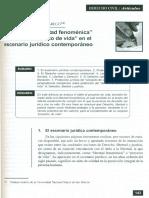 11. Daño al proyecto de vida - CARLOS FERNANDEZ SESSAREGO