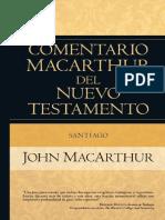 MacArthur, John - Comentario MacArthur del NT - Santiago