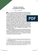Moneta- Teoría y práctica del policial en Borges (1)