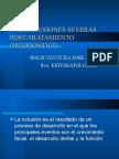 MALOCLUSIONES SEVERAS POST-TRATAMIENTO ORTODONTICO