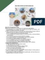 7 ORACIONES PARA VISITAR LAS SIETE BASÍLICAS DE ROMA