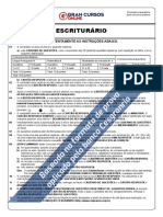 BB 2020 Escriturario 3 Simulado PROPAGANDA