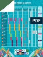 Euro2020 Match Schedule - Spanish - Upd