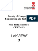 Labview _8 _Teaching _Manual _2007