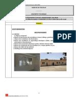 CCTP Travaux Extension LIAD Oran3