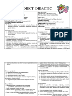 Proiect didactic, Matematică, 25.01.2021