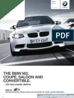 Catalogue m3 Models