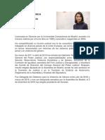 El currículum del nou govern Sánchez
