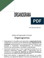 Slide Aula 01 - Organograma