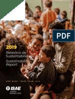 Relatorio de sustentabilidade