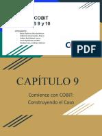 Resumen Cap 9,10 - Cobit 2019