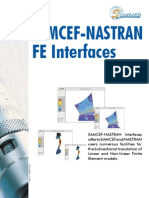 SAMCEF-Nastran FE Interfaces[1]