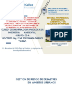 PUNTOS CRITICOS-IMPACTO AMBIENTAL-GESTION AMBIENTAL - PROYECTO DE INVERSION OK