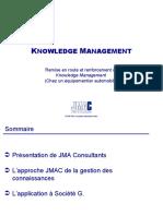KNOWLEDGE MANAGEMENT-Giraudeau