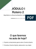 Módulo 1 Roteiro 2