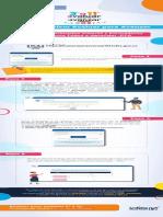Infografía Acceso al visor Evaluar para Avanzar  Tutores y Formadores PTA