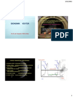 Sessi  3 - 4 Bionomik & Ekologi Vektor