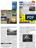 "Kuta Weekly-Edition 226 ""Bali""s Premier Weekly Newspaper"""