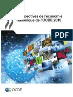 Tchehouali Perspectives de l Economie Numerique Ocde 2015