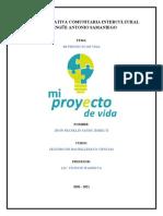 UNIDAD EDUCATIVA COMUNITARIA INTERCULTURAL BILINGÜE ANTONIO SAMANIEGO