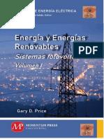 ESP Energía Renovable y Sistemas Fotovoltaicos Volumen I de Gary