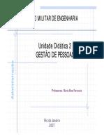 IME AULA GESTÃO DE PESSOAS