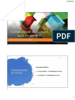 Aula 1 - p.1 - CC - Cont. de Custos I - slides