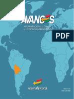 AVANCE. ADUANA NACIONAL EN EL CONTEXTO INTERNACIONAL