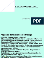14 de abril CUADRO DE MANDO INTEGRAL