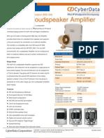 930340_VoIP_V2_Loudspeaker_Amplifier