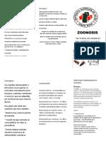triptico zoonosis