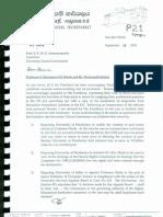Sri Lank a Guardian Doc He Directive