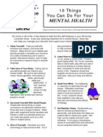 10-Things-You-Can-Do-For-Your-Mental-Health-060905