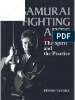 Samurai Fighting Arts The Spirit and the Practice