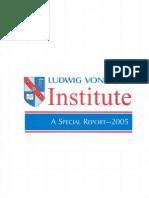 Mises Institute 2005 Special Report