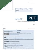 Squash Tm - Guide Utilisateur Tm.1.2.0 Fr