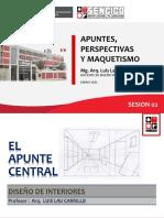 EL APUNTE CENTRAL