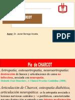 Neuroartropatía de Charcot Para Podólogos