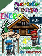 Cuadernillo para el alumno Enero