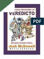Los Jóvenes Demandan Un Veredicto - McDowell